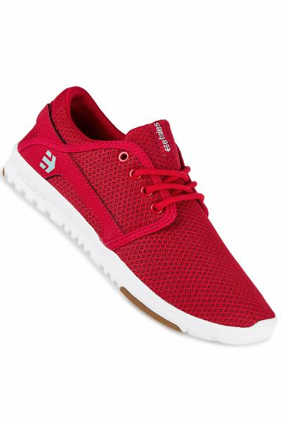 Etnies Scout Shoe women (red white gum)
