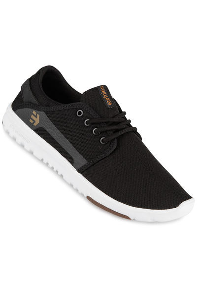 Etnies Scout Shoe women (black white gum)