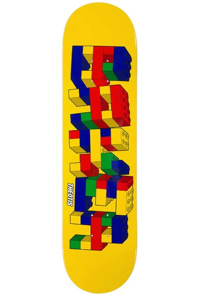 "Baker Beasley Blocks 7.875"" Deck (yellow)"