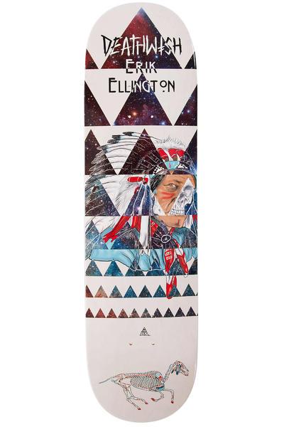 "Deathwish Ellington Spirits 8.25"" Deck (white)"