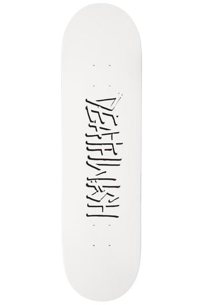 """Deathwish Greco Deathspray 8.25"""" Deck (white)"""