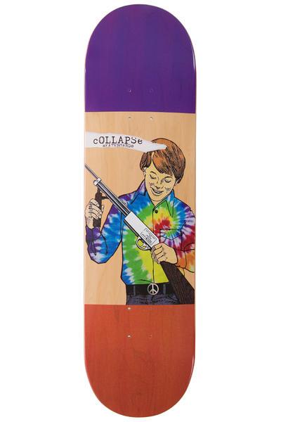 "cOLLAPSe Skateboards Teen 8.5"" Deck (multi)"