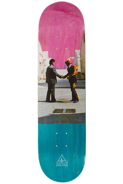 "Habitat x Pink Floyd Wish You Were Here Stain Fade 8.25"" Tabla (natural)"