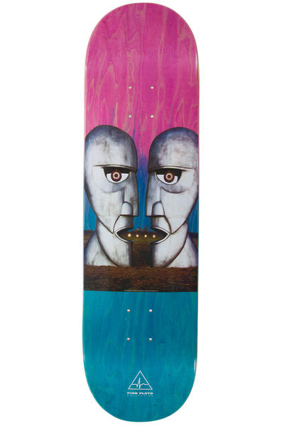 "Habitat x Pink Floyd Division Bell Stain Fade 8.5"" Deck (natural)"