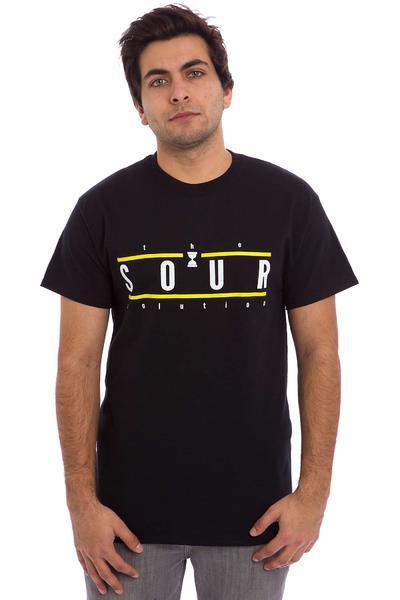 Sour Skateboards Nils Anders Camiseta (black)