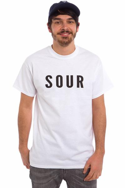 Sour Skateboards Army T-Shirt (white)