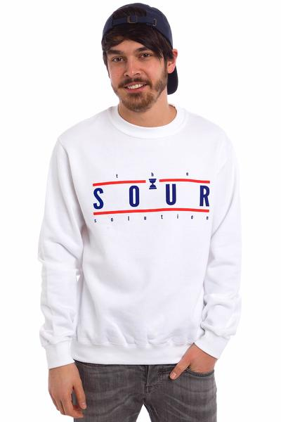 Sour Skateboards Nils Anders Jersey (white)