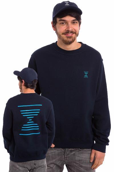 Sour Skateboards EAN Glass Sweatshirt (navy)