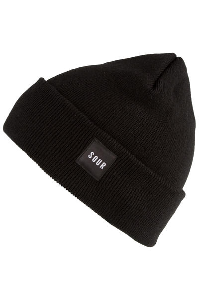 Sour Skateboards Army Beanie (black)