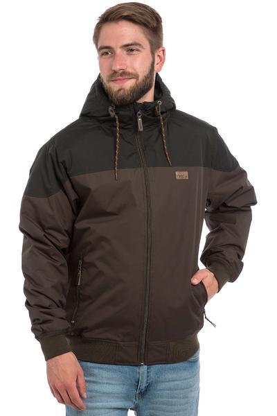 Iriedaily Insulaner Jacke (dark brown)