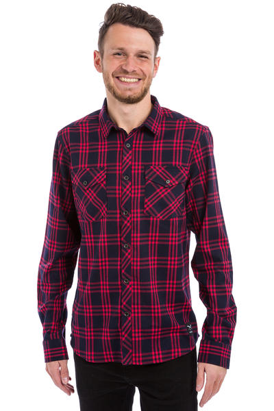 Iriedaily Old Fella Shirt (dark red)