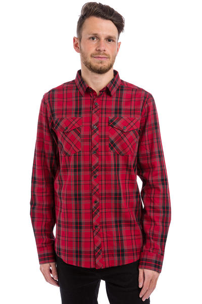 Iriedaily M.C. Valle Shirt (dark red)