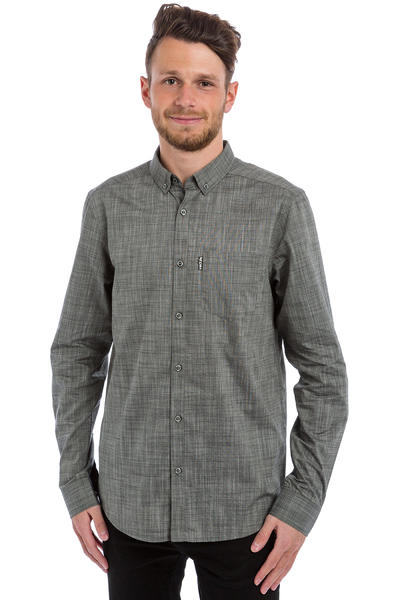 Iriedaily City Shirt (charcoal melange)