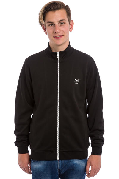 Iriedaily True School Trainer Jacket (black)