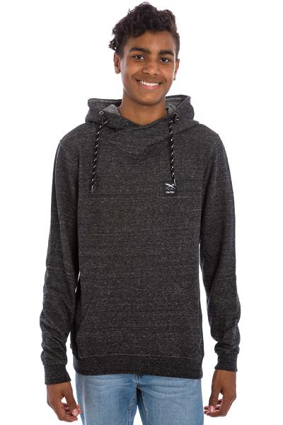 Iriedaily Chamisso Layer Hoodie (black anthracite)