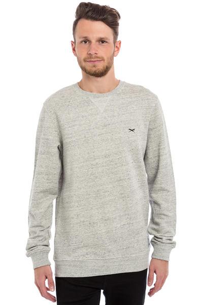 Iriedaily Chamisso Flag Sweatshirt (grey melange)
