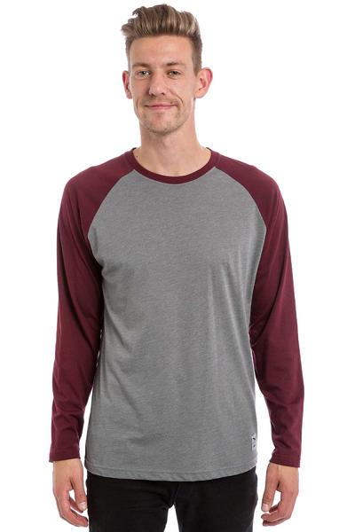 Iriedaily Rugged Longues Manches (maroon melange)