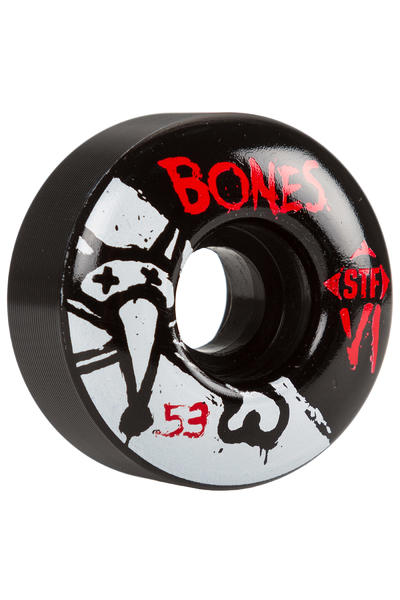 Bones STF-V1 Series II 53mm Wheel (black) 4 Pack