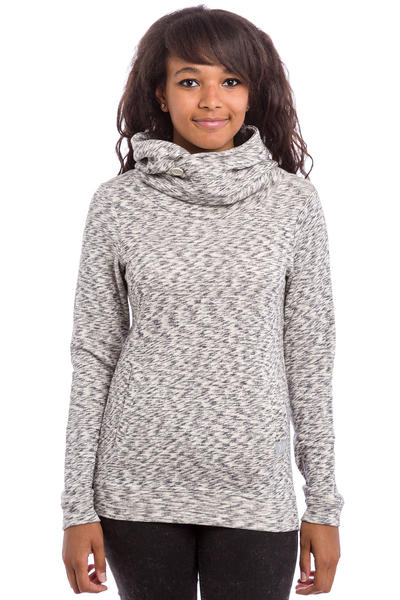 Iriedaily Marbled Turtle Hoodie women (grey melange)