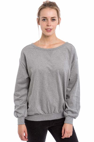 Iriedaily Inouk Sweatshirt women (grey melange)