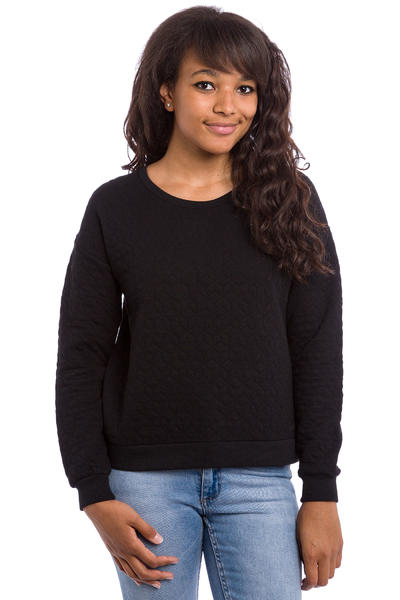 Iriedaily Comb 2 Sweatshirt women (black)