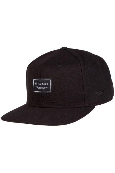 Iriedaily Lug Snapback Cap (black)