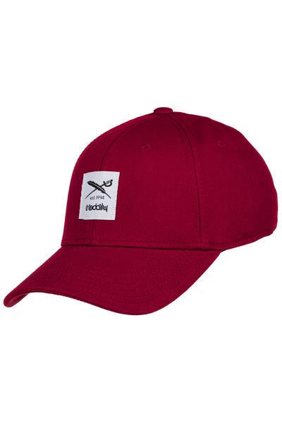 Iriedaily Daily Flag FlexFit Cap (maroon)