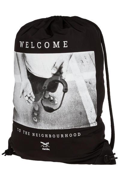 Iriedaily Welcome Bag (black)