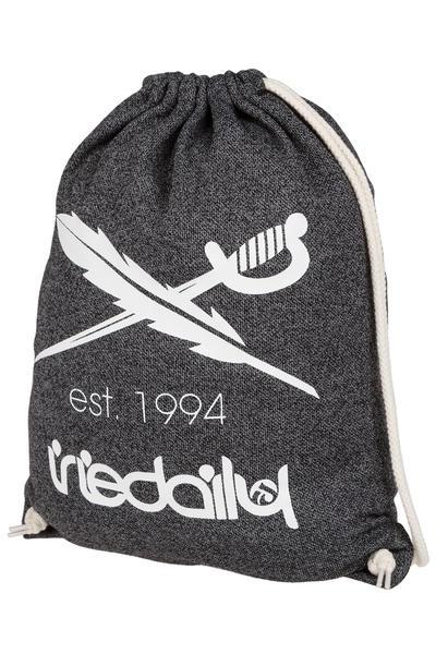 Iriedaily Desire Nerd Bag (anthracite melange)