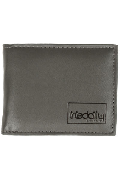 Iriedaily Styled Berlin Geldbeutel (black anthracite)