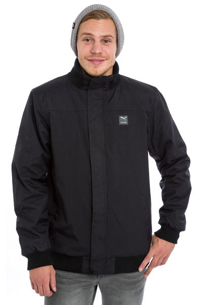 Iriedaily City Zen Jacke (black)