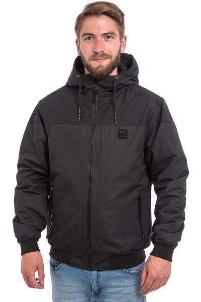 Iriedaily Insulaner Melange Jacket (black melange)