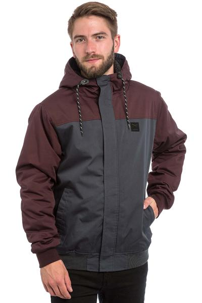 Iriedaily Eissegler Jacket (red wine)