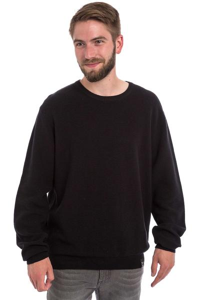 Iriedaily Stripe Structure Sweatshirt (black)