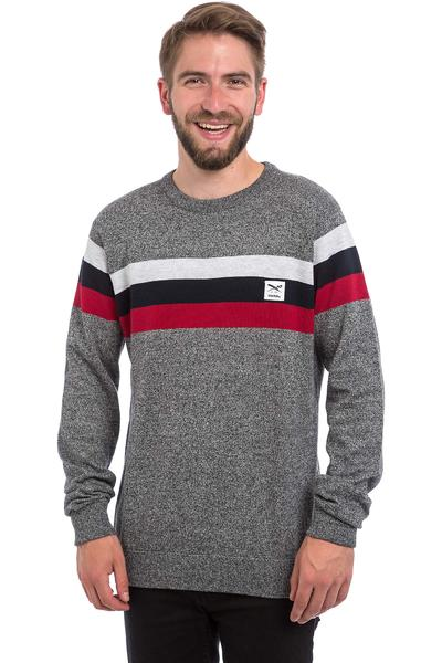 Iriedaily Ras Role Daily Sweatshirt (salt n pep)