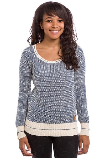 Iriedaily Biquet Sweatshirt women (navy melange)