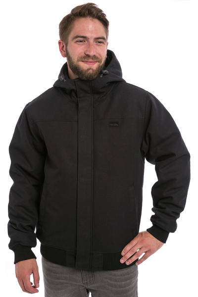 Iriedaily Tech Dock 36 Chaqueta (black)