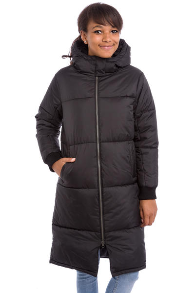Iriedaily Quilted Coat Jacke women (black)