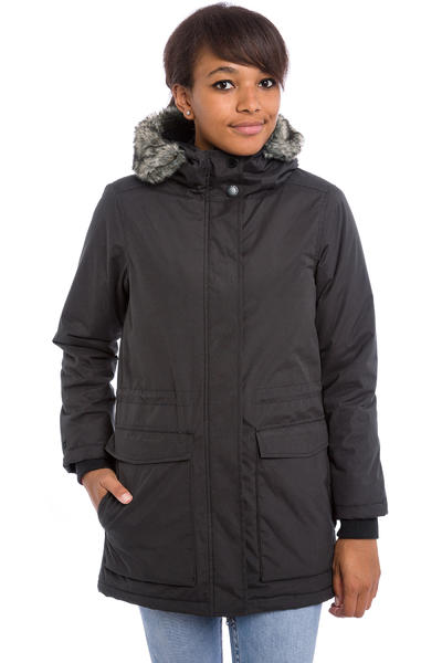 Iriedaily Fly High Parka Jacket women (black)