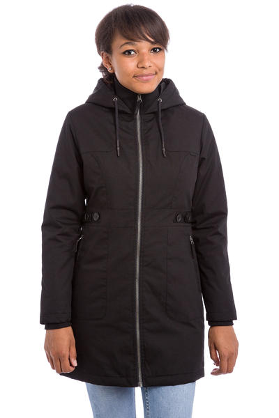 Iriedaily Youriko Segler Coat Jacke women (black)