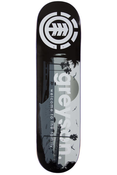 "Element Fletcher Welcome 8"" Deck"