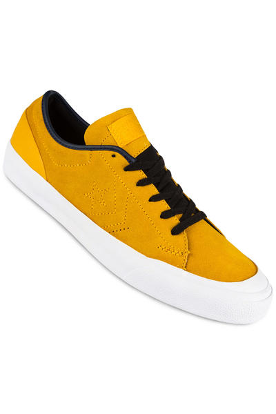 Converse CONS Summer Schuh (yellow obsidian black)