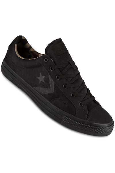 Converse CONS Star Player Schuh (black black jute)
