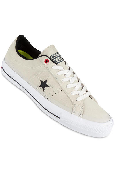 Converse CONS One Star Pro Shoe (buff black white)