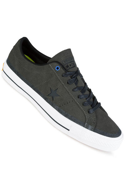 Converse CONS One Star Pro Schuh (cast iron black white)