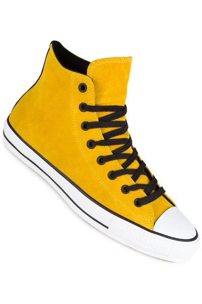Converse CTAS Pro Schuh (yellow black obsidian)
