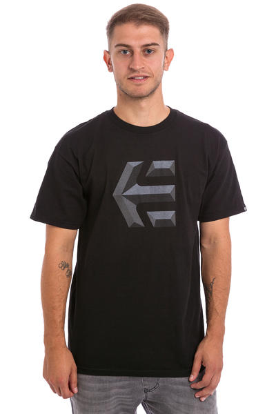 Etnies Mod Icon T-Shirt (black black)