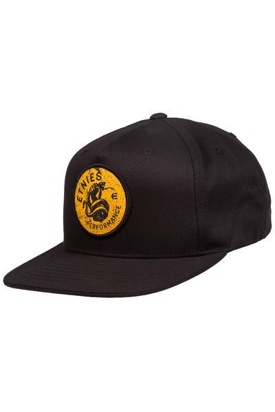 Etnies Performer Snapback Cap (black)