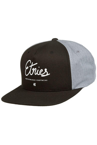 Etnies Scrypto Snapback Cap (grey)