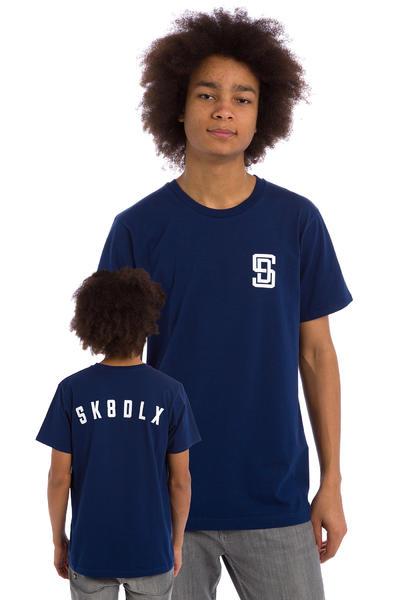 SK8DLX Homerun Camiseta (navy)
